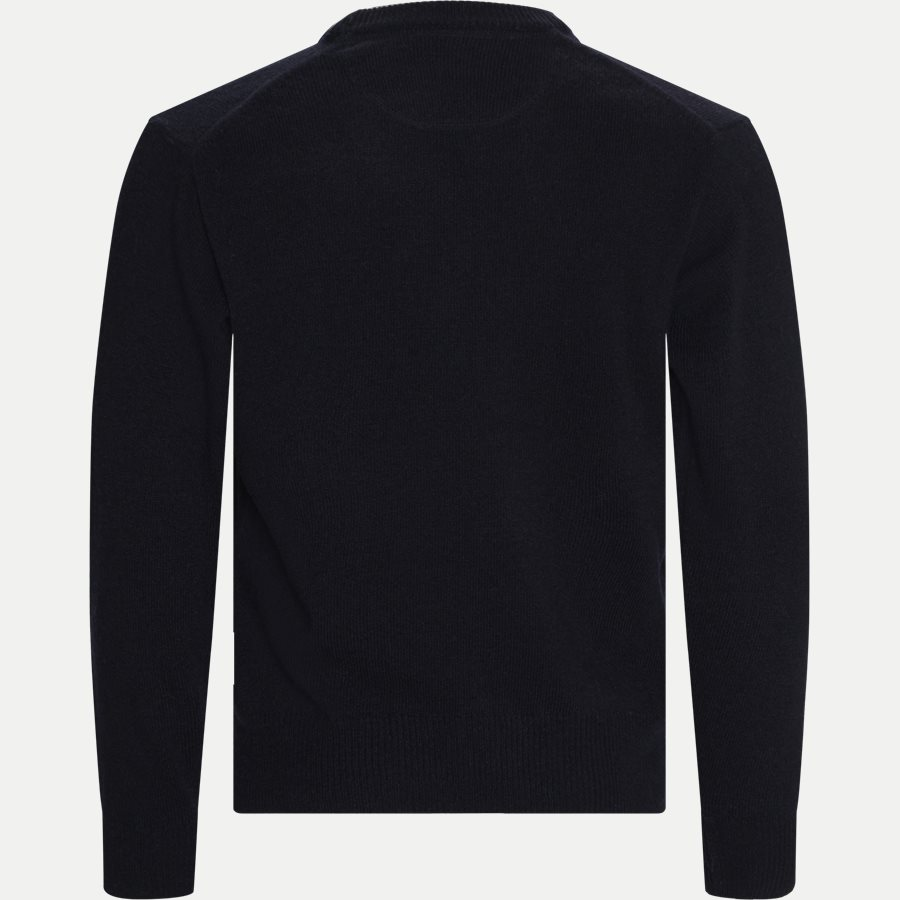 TRIESTE - Knitwear - Regular - NAVY MEL - 3